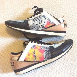 🌺 Kenzo Tiger Sneakers 🌺